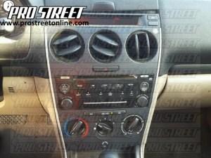2003 Mazda 6 Stereo Wiring Diagram   Better Wiring Diagram