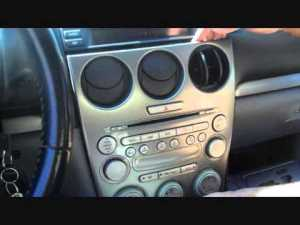 How To Mazda 6 Stereo Wiring Diagram  My Pro Street