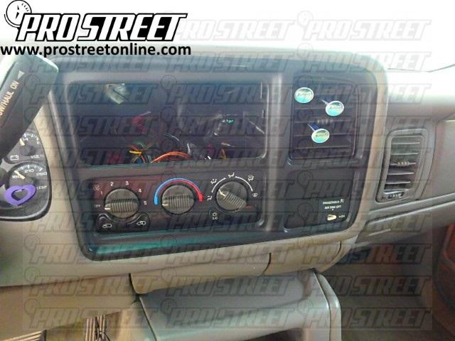 1999 chevy suburban radio wiring diagram  wiring diagram