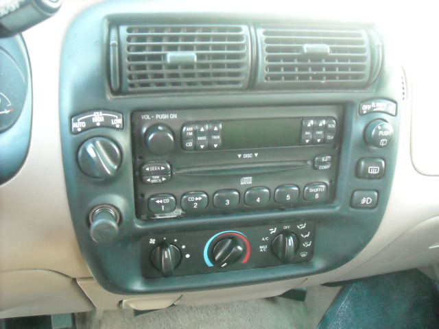 ford explorer stereo wiring diagram  my pro street