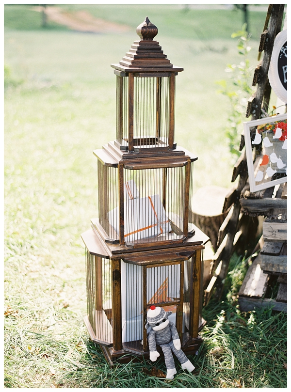 Antique Large Bird Cage