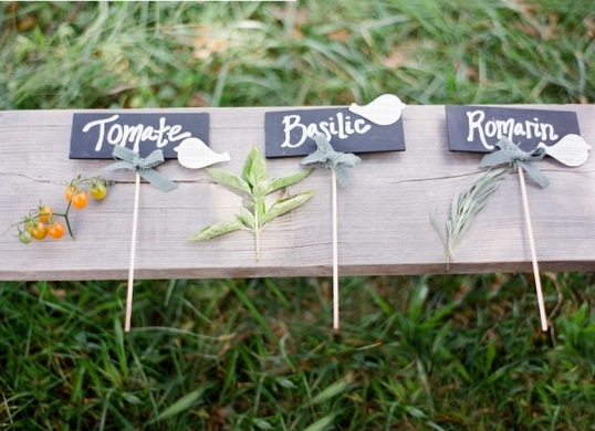 Garden Baby Shower by Something Vintage Rentals