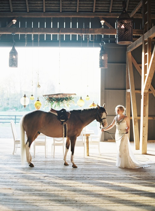 Weddings Unveiled French Farm Shoot
