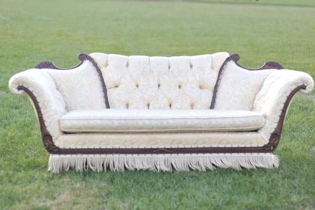Art Deco Sofa For Rent