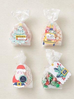 Love Santa Tag Kit Treat Bags