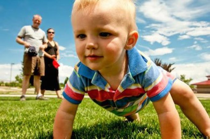 importance of outdoor activities for babies