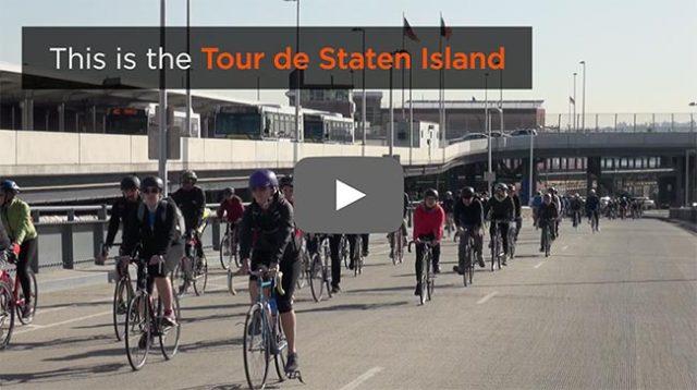 Tour de Staten Island 2017