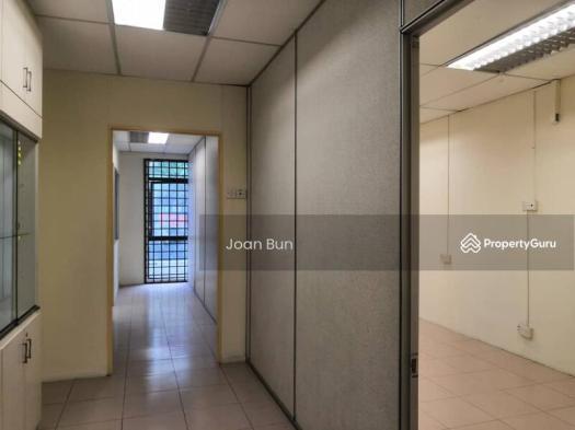 1st Floor Office With Partition Room, Permas Jaya, Permas Jaya ...