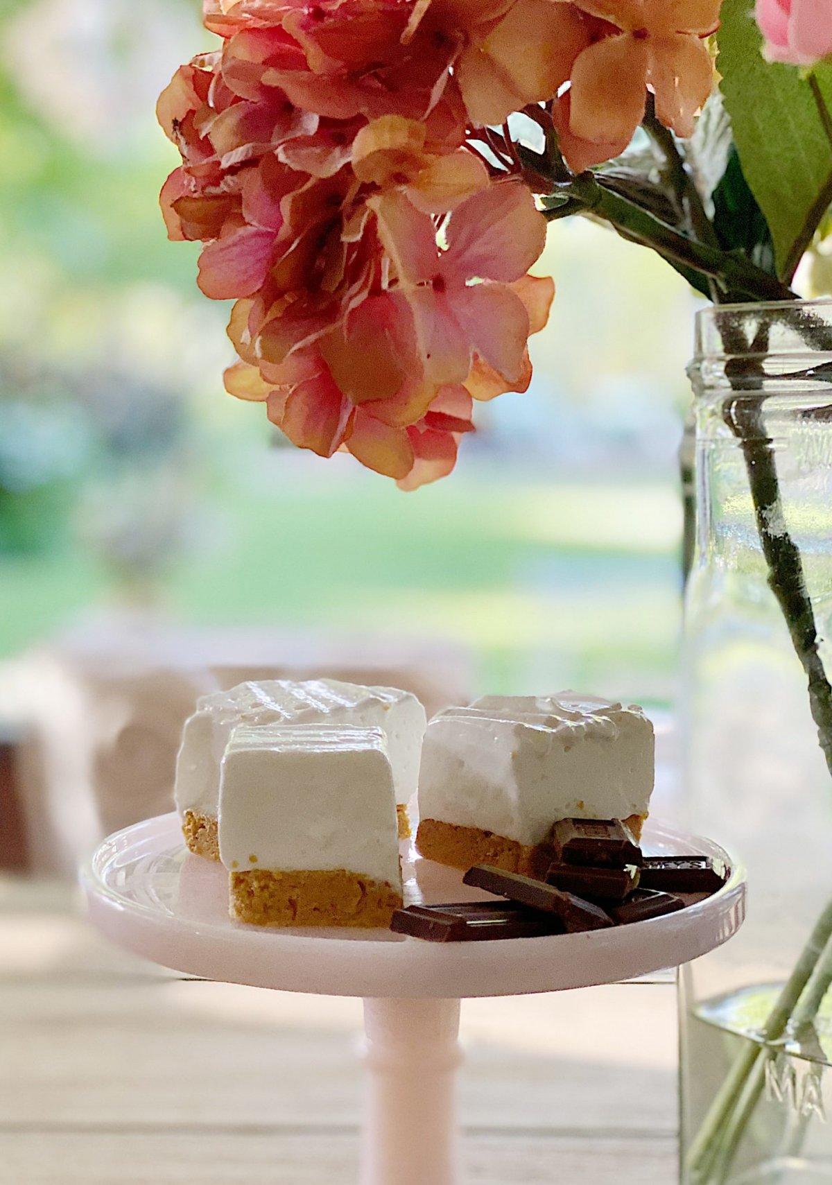 marshmallow smores recipe