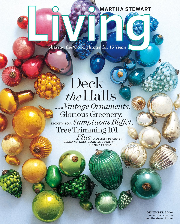 Martha Stewart Magazine 1