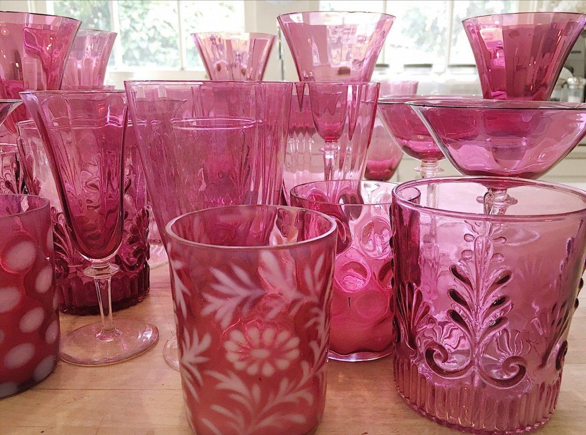 vintage-cranberry-glasses