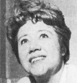 DOTTY ARMSTRONG is played by Megs Jenkins, one of our most distinguished actresses. She made her first professional appearance In 1933 at the Liverpool Playhouse and has appeared In many films and stage plays
