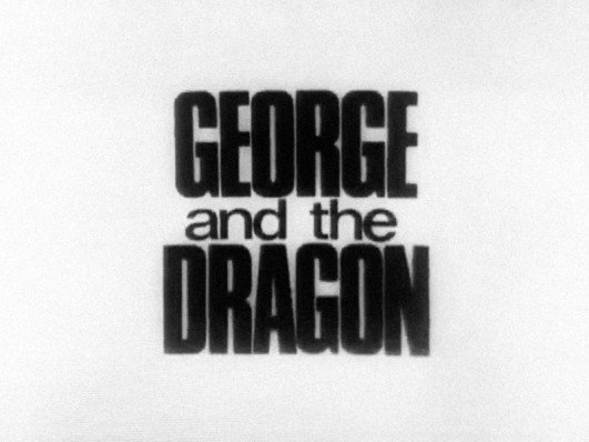 George and the Dragon 1