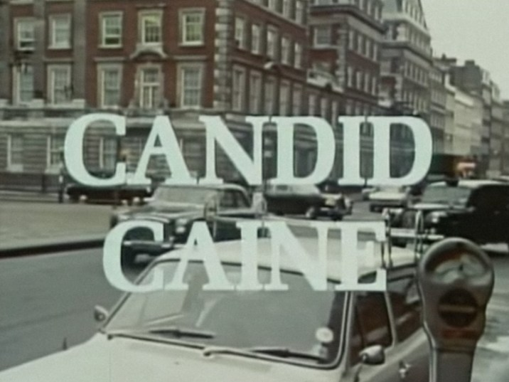 Candid Caine 01