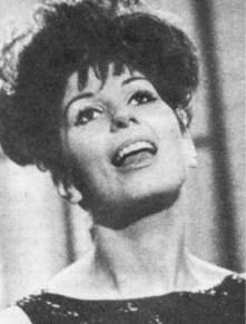Alma Cogan, Lucky Stars Special, on Saturday