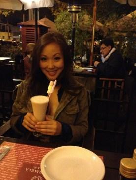 mendoza marshmallow drink