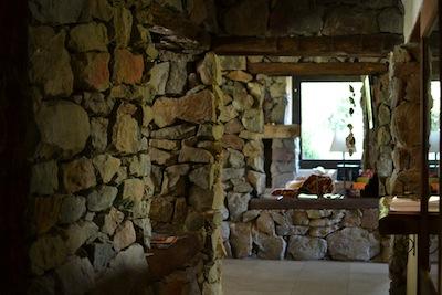 inside lares de chacras