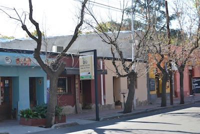 Small town Argentina