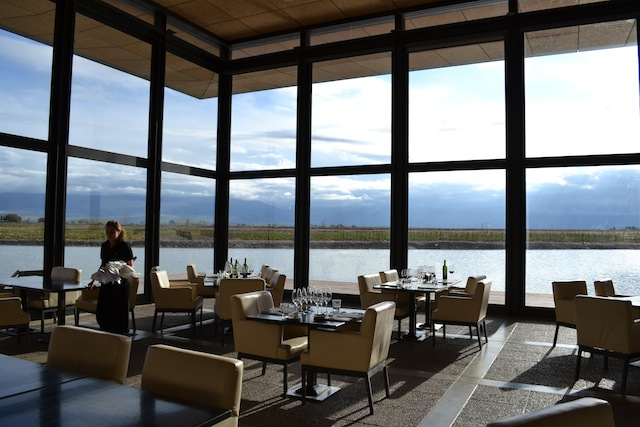 Winery restaurant