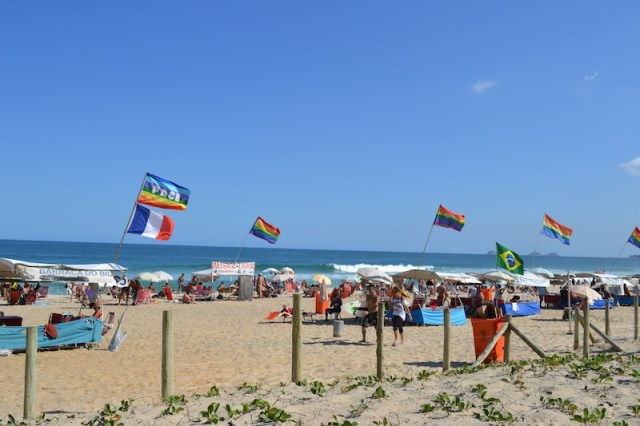 ipanema and stands