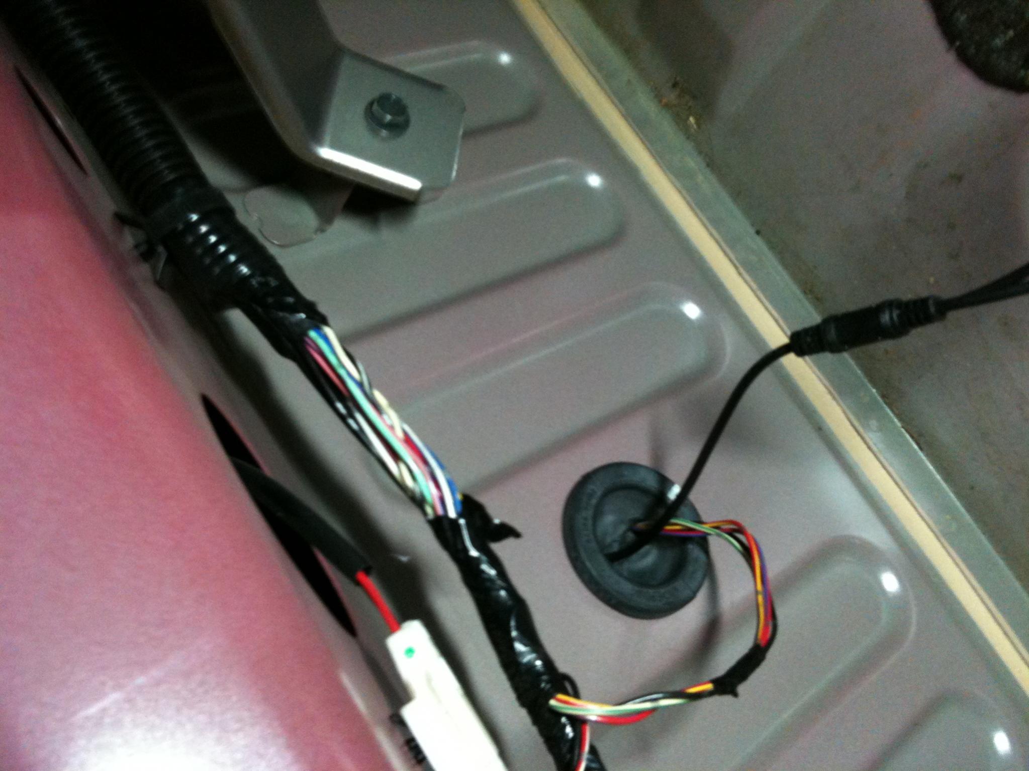 Koolertron Backup Camera Installation Diagram Wiring