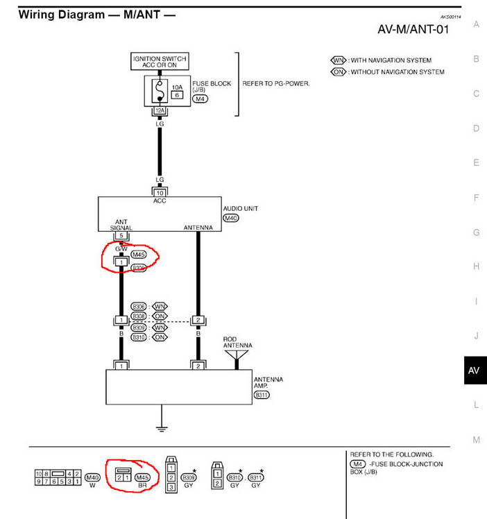 2003 Nissan 350z Radio Wiring Diagram - Wiring Diagram