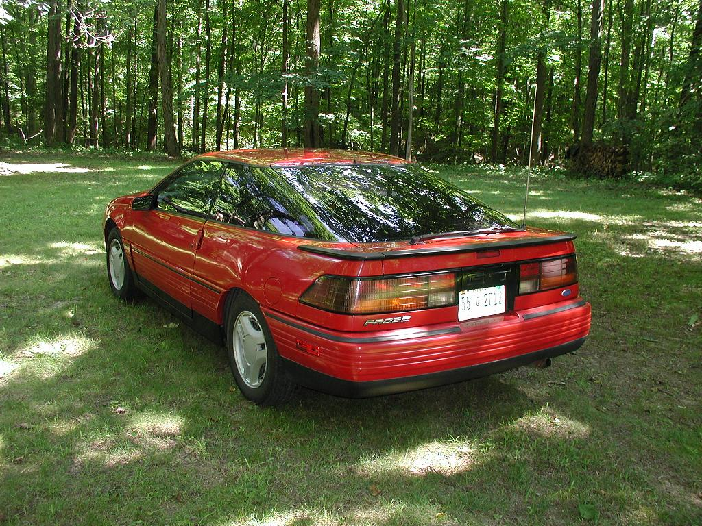 1998 Ford Probe Gt Turbo