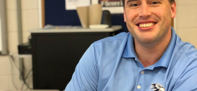 Teacher Spotlight - Jared Huisingh
