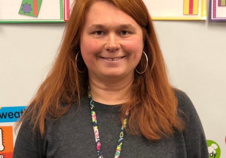 Teacher Spotlight - Adrienne Casey