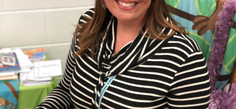 Teacher Spotlight: Brooke Swaggerty