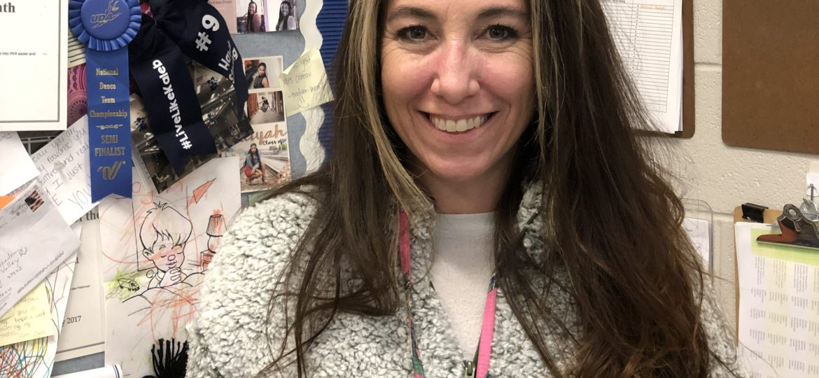 Teacher Spotlight: Meshon Crateau