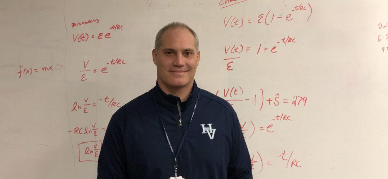 Teacher Spotlight: Rudy Furman