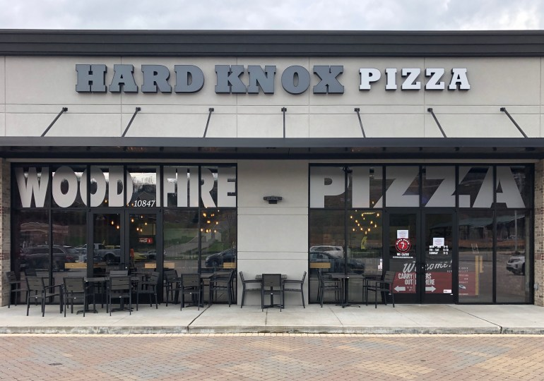 Hard Knox Pizza - Hardin Valley