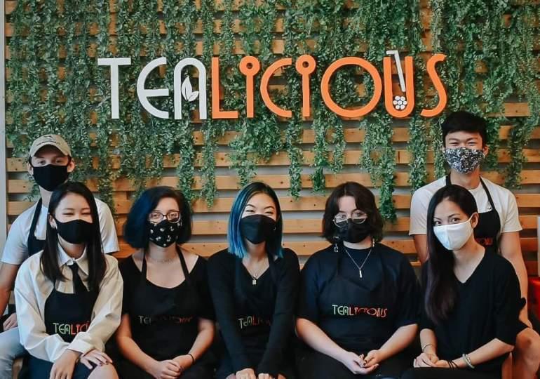 Tealicious: PlenTEA of Bubble Tea and More!