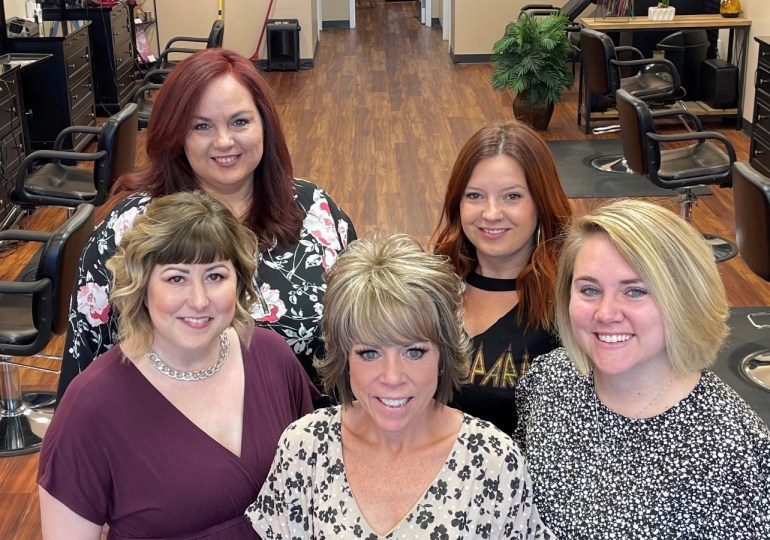Messi Heads Salon: Voted Knoxville's #1 Hair Salon Two Years in a Row