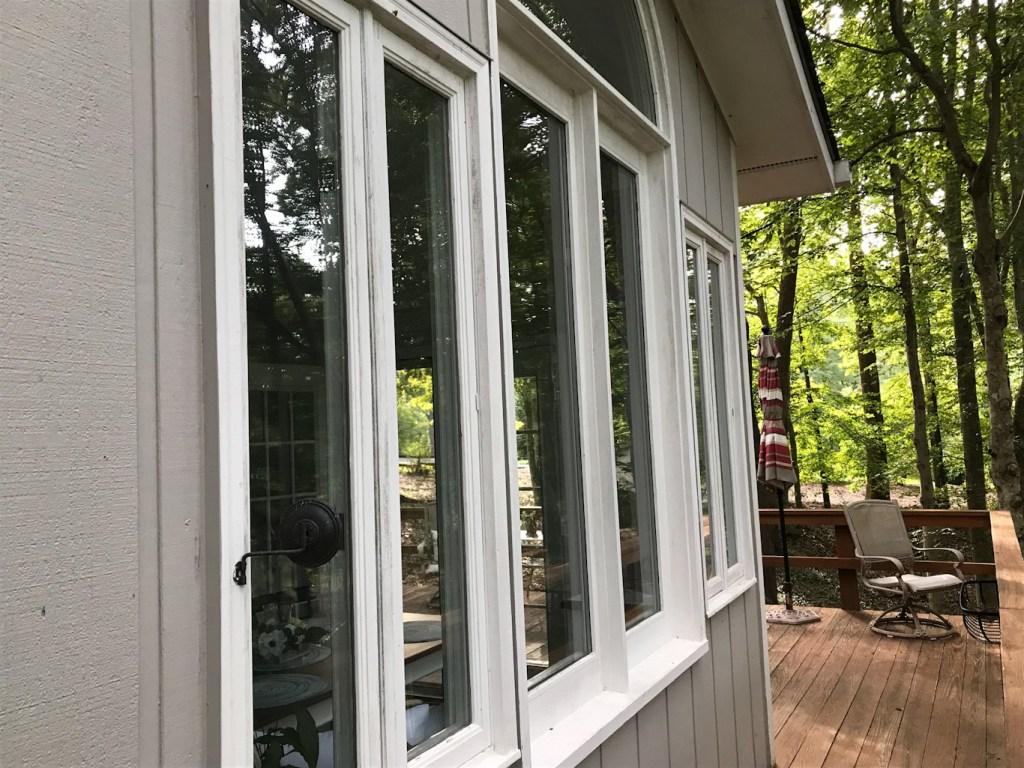 Impenetrable Windows and Doors – replacing drafty 1980's doors and windows (part 2) 20