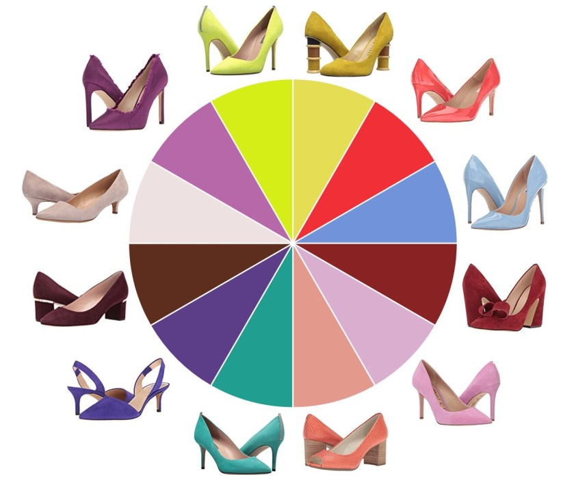 My9to5shoes.com My 9 to 5 Shoes Color Trends for 2018