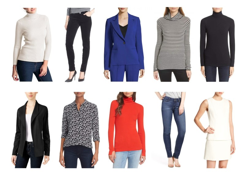 My9to5Shoes.com My 9 to 5 Shoes Winter Capsule Wardrobe