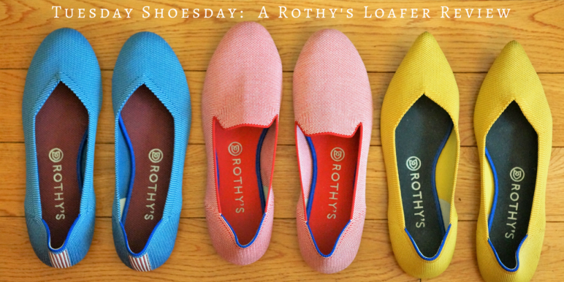 my9to5shoes.com My 9 to 5 Shoes Rothy's Loafer Review