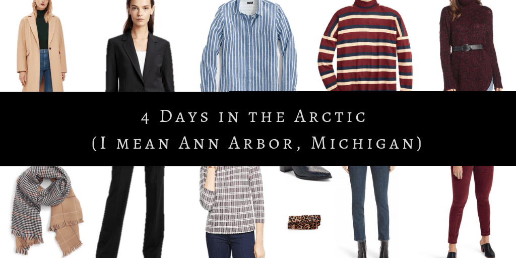 My 9 to 5 Shoes my9to5shoes.com 4 Days in Michigan: A Travel Capsule Post