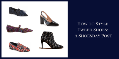 My9to5shoes.com My 9 to 5 Shoes How to Style Tweed Shoes, A Tuesday Shoesday Post
