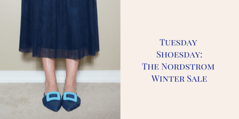 My9to5shoes.com My 9 to 5 Shoes Tuesday Shoesday Nordstrom Winter Sale