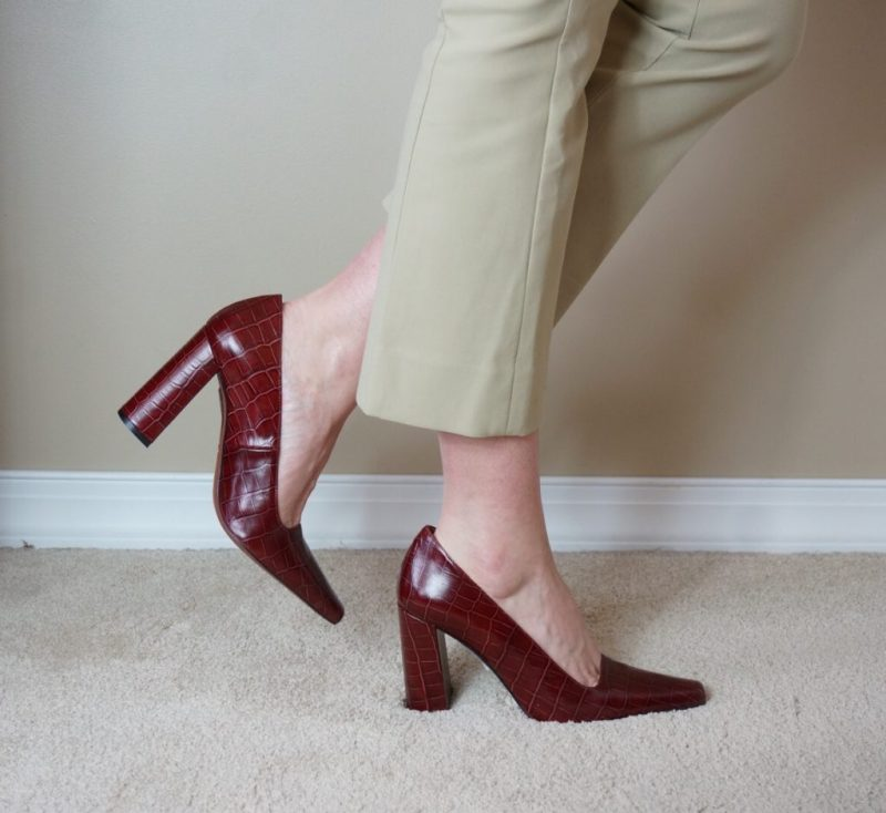 cbb500aeb692 Topshop Shoes: A Tuesday Shoesday Review Post - my 9 to 5 shoes