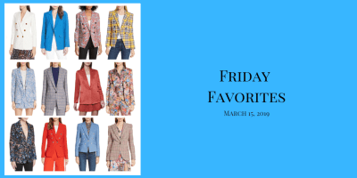 My 9 to 5 Shoes Friday Favorites featuring Spring Trends and what to shop for in the Nordstrom Double Points Days.