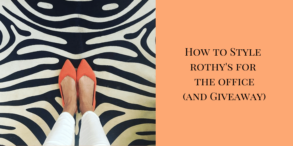 my9to5shoes.com My 9 to 5 Shoes How to Style Rothy's for the Office