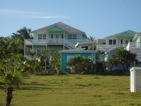 Crystal Villas Elbow Cay Vacation Rental View of the Villas