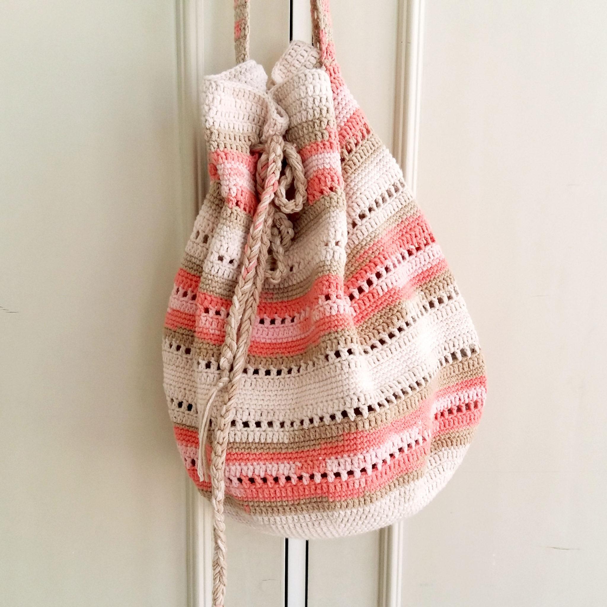 Seaside Handbag Free Crochet Pattern My Accessory Box