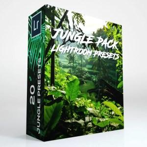 20 Jungle Lightroom Presets (Desktop and Mobile)