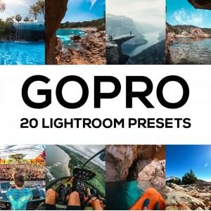 20 GoPro Lightroom Presets (Desktop and Mobile)