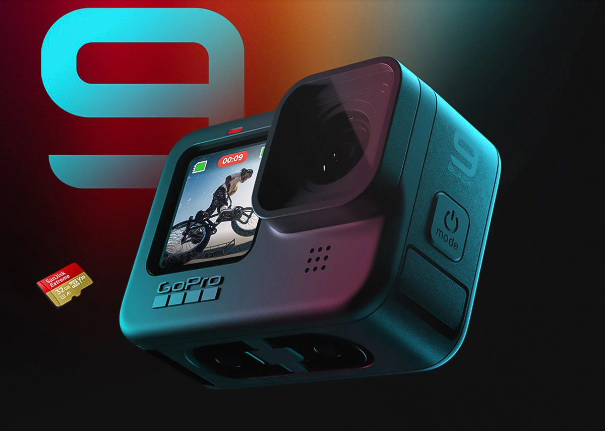 Read more about the article GoPro Hero 9: Action Camera Review